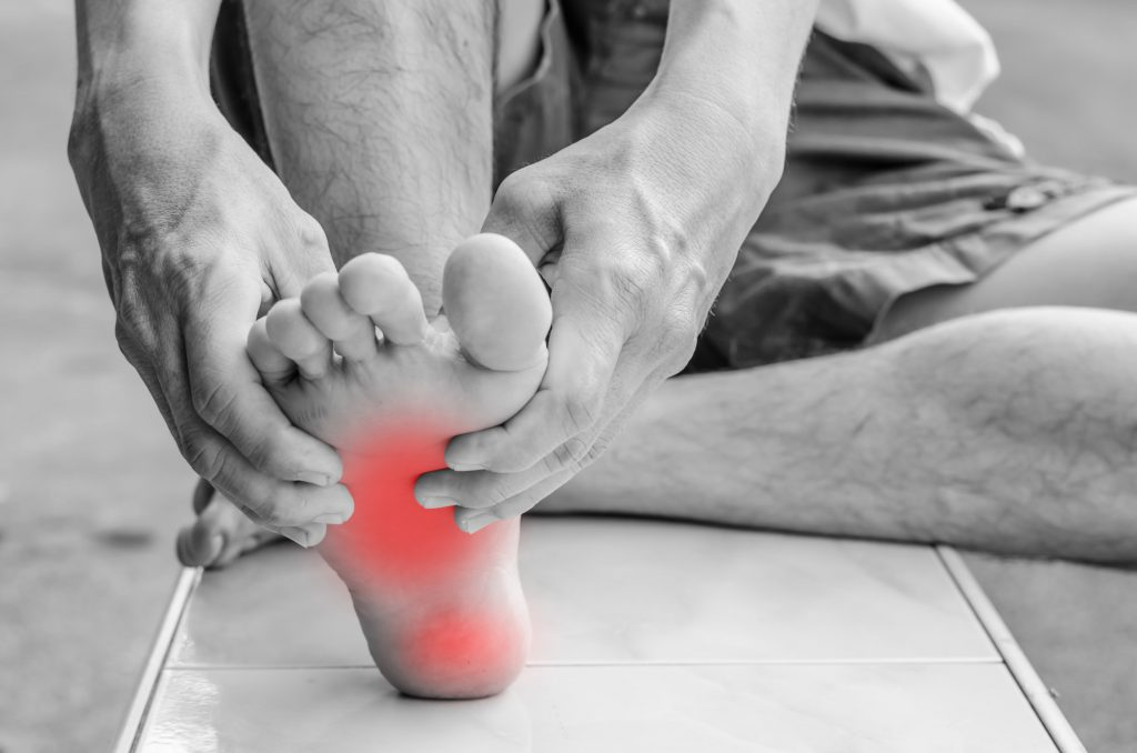Exercises You Can Do At Home to Relieve Pain Caused By Neuroma
